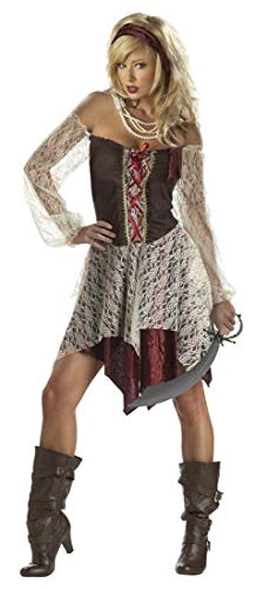 タック準備ジョガーSouth Seas Siren Costume 南の島のパイレーツ 海賊 コスチューム コスプレ衣装?ハロウィン?XLサイズ