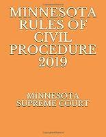 MINNESOTA RULES OF CIVIL PROCEDURE 2019