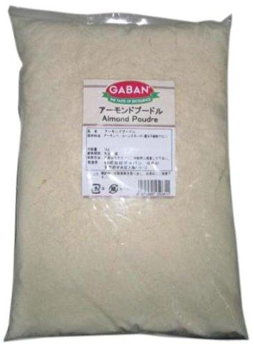 GABAN アーモンドプードル 1kg