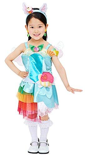 キラキラプリキュアアラモード キュアパルフェ 変身プリチューム キッズコスチューム 女の子