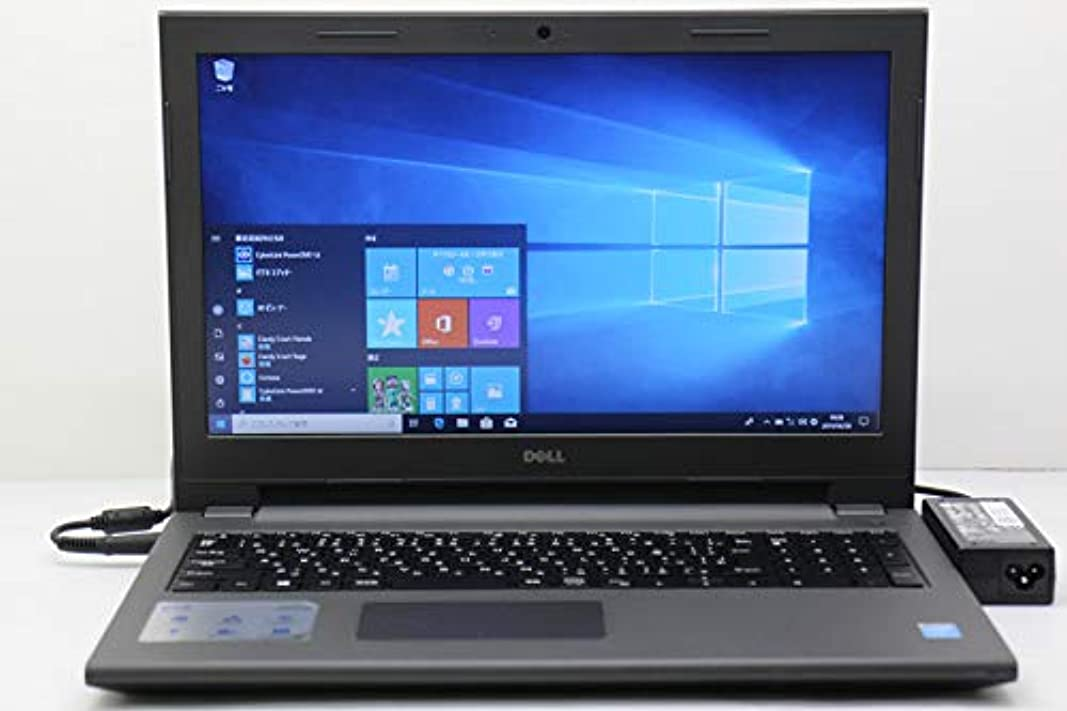 ホバー勝者シアー【中古】 DELL Vostro 3546 Core i3 4005U 1.7GHz/4GB/256GB(SSD)/Multi/15.6W/FWXGA(1366x768)/Win10