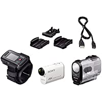 SONY 4Kウェアラブルカメラ X1000VR アクションカム ライブビューリモコンキット FDR-X1000VR
