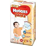 Huggies Gold Extra Large Pants, Carton, 38ct (Pack of 4) (packaging may vary)