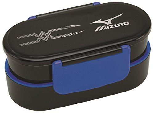 スケーター 弁当箱 2段 670ml ランチボックス ミズノ MIZUNO 17 日本製 QD3