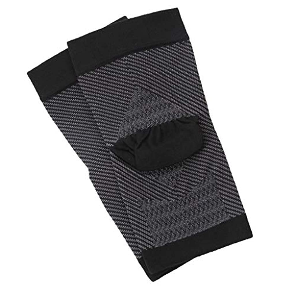 の中でプレビューコンクリートchiwanji 1ペア かかと 靴下 ソックス 角質ケア 保湿 美容 洗える 男女兼用 全2種類 - S-M