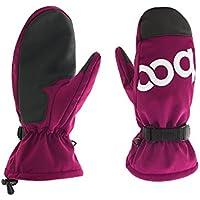 Tofernメンズ/レディース冬スキーミトン防水防風暖かいアウトドアスキースノーボード手袋