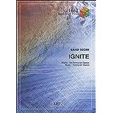 バンドスコアピースBP1662 IGNITE / 藍井エイル (BAND SCORE PIECE)