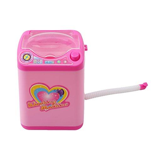 Honel ミニ 洗濯機 ままごと ごっこ遊び物 おもちゃ ...
