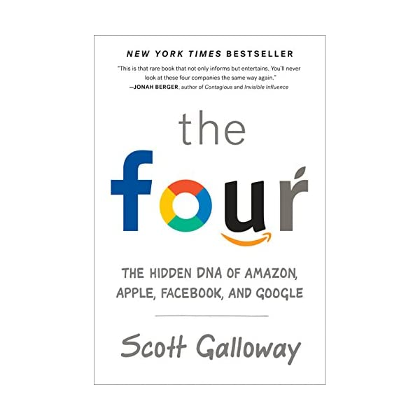 The Four: The Hidden DNA...の商品画像