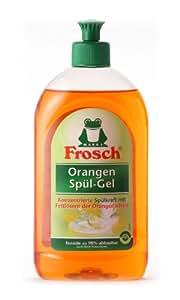 フロッシュ オレンジキッチンウォッシュ 500ml 食器洗い用濃縮タイプ