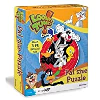 Looney Tunes Pal Size 46 Piece Puzzle