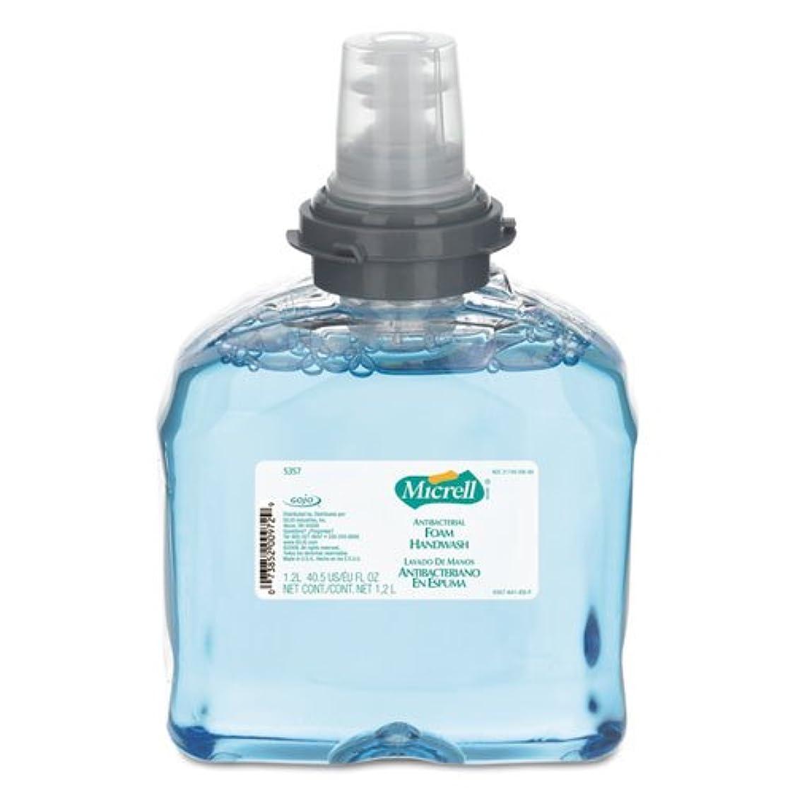 認知ブレンド規定MICRELL抗菌Foam Handwash 5357-02