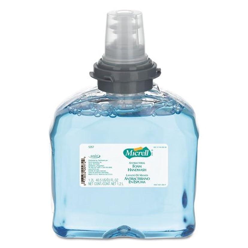 MICRELL抗菌Foam Handwash 5357-02