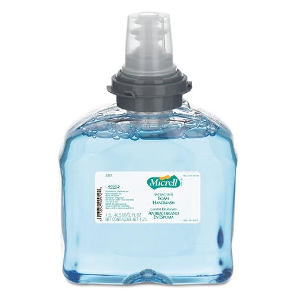 南西日付付きおっとMICRELL抗菌Foam Handwash 5357-02