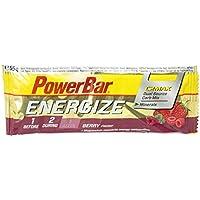 PowerBar Energize Bar ベリーブラスト 25本入り PBE2P