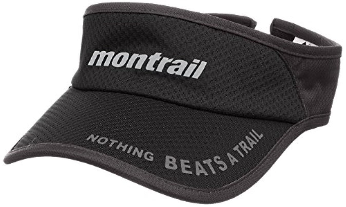 スキムヒープバング(モントレイル)montrail(モントレイル) ナッシングビーツアトレイル ランニングバイザー