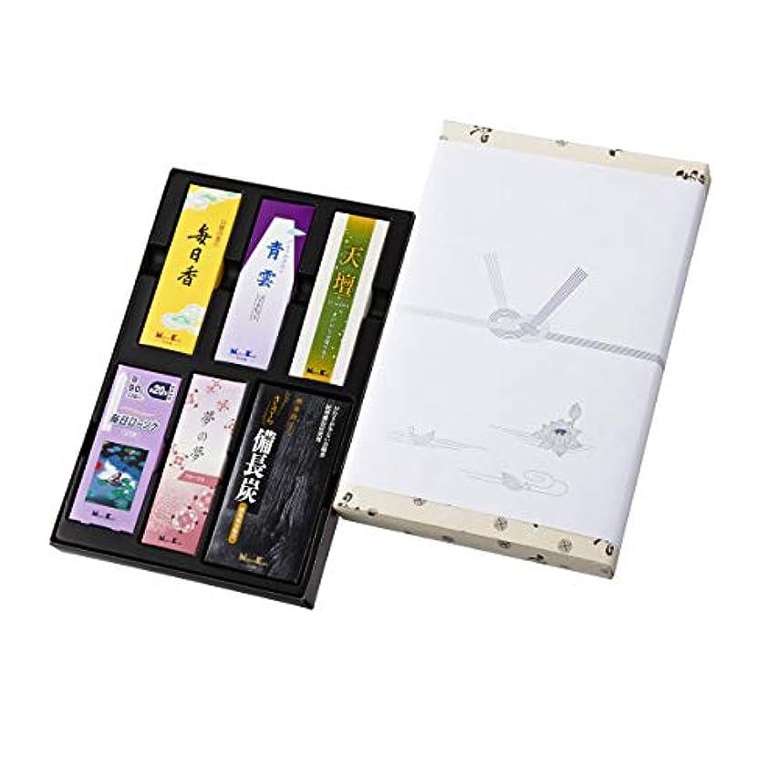 ほとんどの場合教えフォアタイプ御香セット2000° 包装品