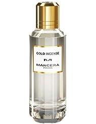 Mancera Gold Incense Eau de Parfum 2.1 oz./60 ml New in Box
