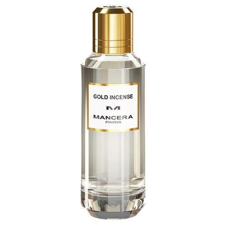 ちっちゃい性的干渉するMancera Gold Incense Eau de Parfum 2.1 oz./60 ml New in Box