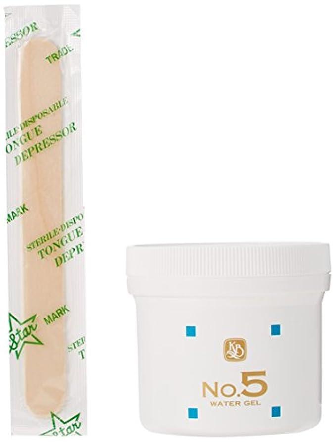 外交収入王室顔を洗う水 No.5 ウォーターゲル 保湿パック 250g
