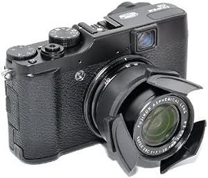 gaixample.org Lens Cap for Fujifilm X30 X20 X10 Silver Photo Plus ...