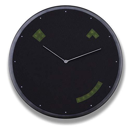 Glance Clock グランスクロック スケジュール 天気予報 タイマー アラーム LED表示 IoT クロック 【日本正規代理店商品】 (Graphite)