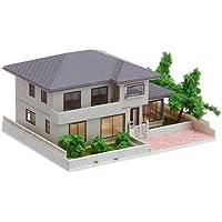 KATO Nゲージ 庭のある家1 グレー 23-403B 鉄道模型用品
