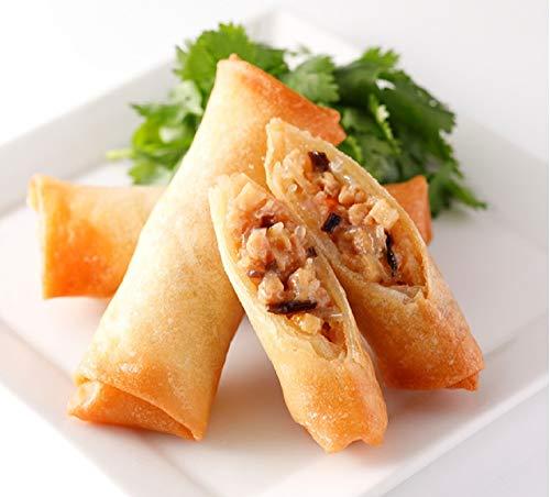 [スターゼン]中華五目 春巻き 120本入り (6本入り×20パック) 冷凍食品 おかず 五目春巻き 冷凍 中華総菜 フライパン調理