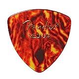 Fender ピック×10枚 トライアングル MEDIUM-SHELL