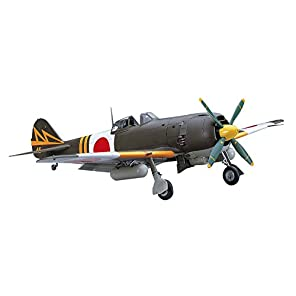 ハセガワ 1/32 日本陸軍 中島 キ84 四式戦闘機 疾風 プラモデル ST24