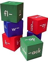 Foam: Word Families Cubes [並行輸入品]