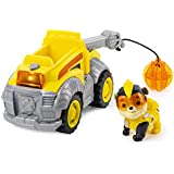 PAW Patrol, Mighty Pups Super Paws Deluxe Vehicle with Lights and Sounds