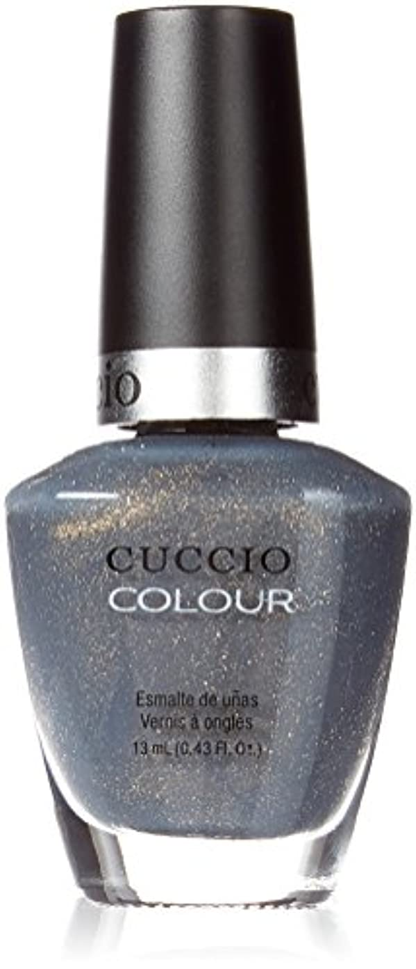 天皇ポルトガル語報復するCuccio Colour Gloss Lacquer - Grey's Anatomy - 0.43oz / 13ml
