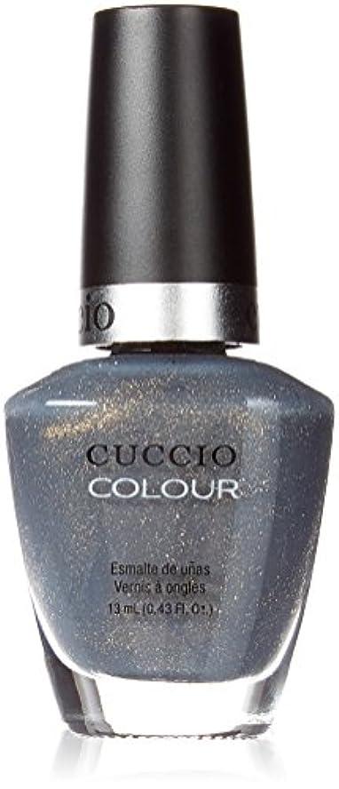 ブリッジ美徳国旗Cuccio Colour Gloss Lacquer - Grey's Anatomy - 0.43oz / 13ml