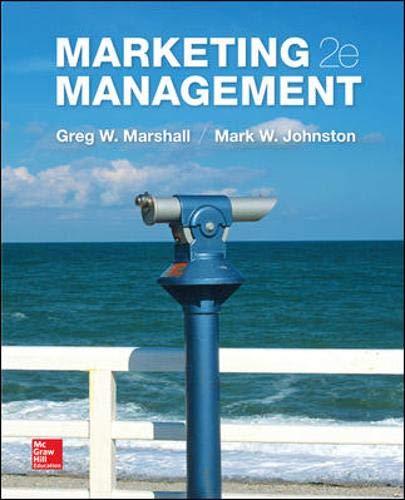 Download Marketing Management 0078028868