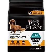 (まとめ)ピュリナ プロプラン 小型犬 成犬用 チキン ほぐし粒入り 800g【×4セット】【ペット用品・犬用フード】