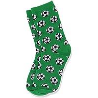 Hot Sox Boys' Big Sports Series Novelty Casual Crew Socks