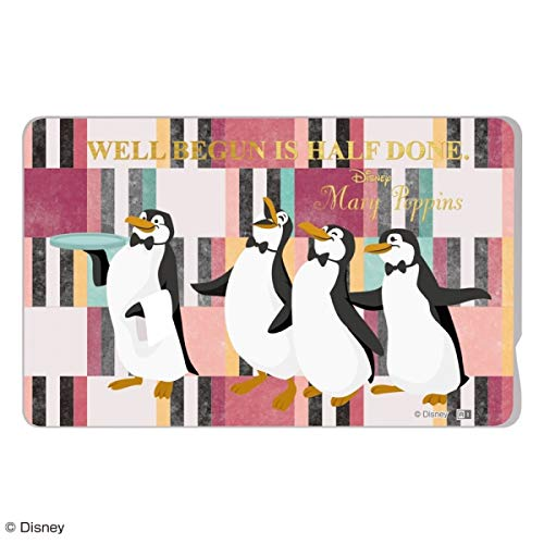 『メリー・ポピンズ リターンズ』/ICカードステッカー/『メリー・ポピンズ/ペンギン』