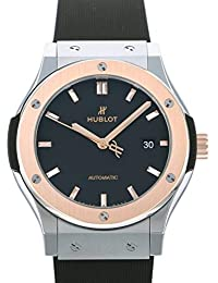 ウブロ HUBLOT クラシックフュ-ジョン チタニウム キングゴ-ルド 542.NO.1181.RX 新品 腕時計 メンズ [並行輸入品]