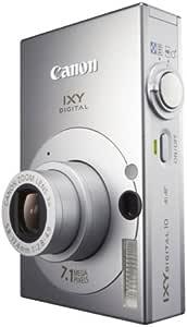 Canon デジタルカメラ IXY (イクシ) DIGITAL 10 シルバー IXYD10(SL)