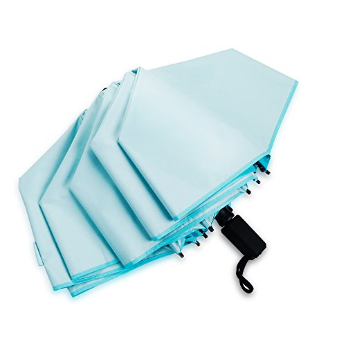 日傘 Obolts 折りたたみ 晴雨兼用 手開き 軽量 uvカット 紫外線遮蔽率99% 耐風撥水 レディース傘 収納ポーチ付き ライトグリーン