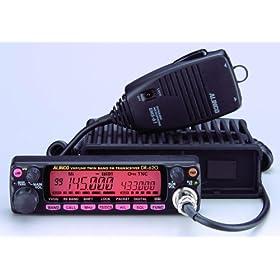 ALINCO アマチュア無線機 144/430MHz モービルタイプ 20W DR-620DV