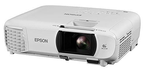 EPSON dreamio ホームプロジェクター 3100ルーメン 15000:1 1080P フルHD 無線LAN内臓  EH-TW650