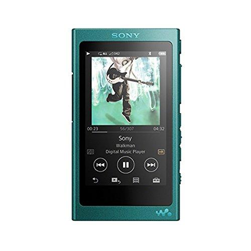 ソニー SONY ウォークマン Aシリーズ 16GB ハイレゾ対応 Bluetooth/LDAC/NFC対応 DSEE HX搭載 microSDメモリーカード対応 ビリジアンブルー NW-A35 L