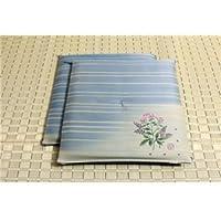 純国産/日本製 捺染返し い草座布団 『藤袴(ふじばかま) 2枚組』 約55×55cm×2P