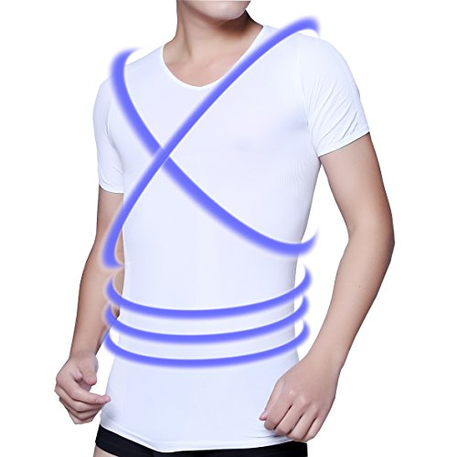 NANA 加圧インナーシャツ 着るだけダイエット 機能性イン...