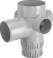 下水道関連製品>雨水マス/雨水浸透マス>PVC製雨水浸透マス SUMA SUMA 150-200シリーズ SUMA-ST150R-200R Mコード:42033 前澤化成工業
