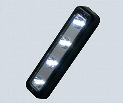 ELPA 4LEDプッシュライト DOP-904L