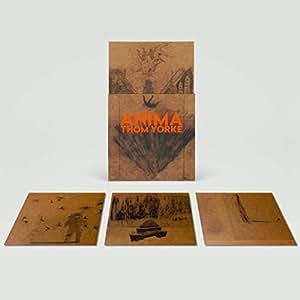 【メーカー特典あり】ANIMA [解説・歌詞対訳 / 国内盤限定アートカード3枚封入 / 高音質UHQCD仕様] Amazon限定特典マグネット付 (XL987CDJP)