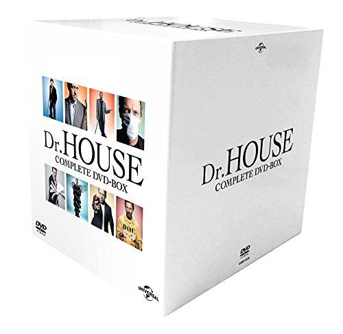 【Amazon.co.jp限定】Dr.HOUSE/ドクター・ハウスコンプリートDVD (ポストカード付き)